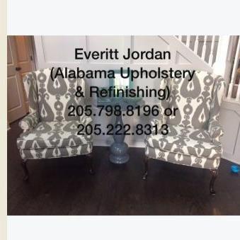 Everitt Jordan (Alabama Upholstery) Birmingham, AL Thumbtack