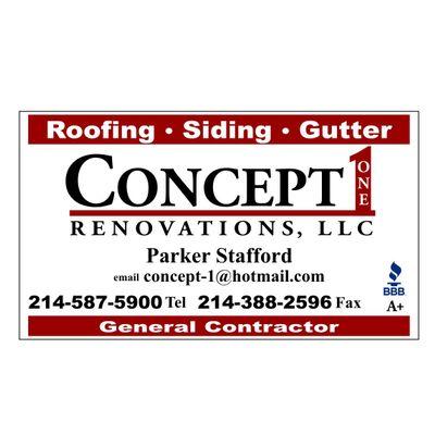 Concept One Renovations, LLC Crowley, TX Thumbtack