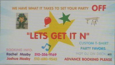 Get It N Inflatables & Party Rentals Emeryville, CA Thumbtack