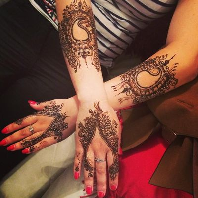 Exclusive Henna Designs Santa Clara, CA Thumbtack