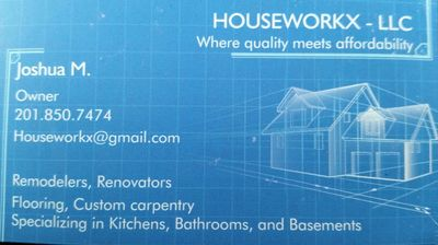 Houseworkx LLC Teaneck, NJ Thumbtack