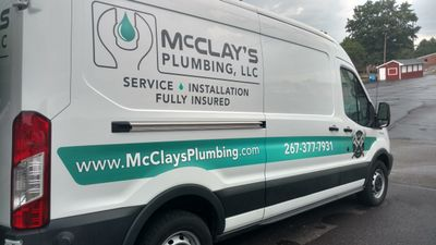 McClay's Plumbing LLC East Greenville, PA Thumbtack
