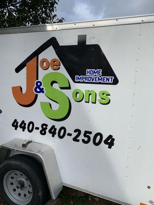 Joe & Sons Home Improvements Perry, OH Thumbtack