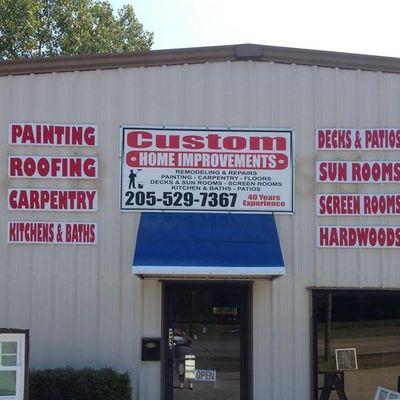 Custom Home Improvements Moody, AL Thumbtack