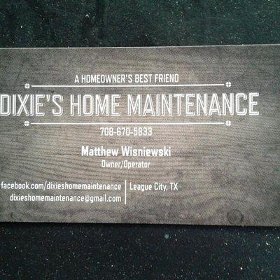 Dixie's Home Maintenance Palos Park, IL Thumbtack