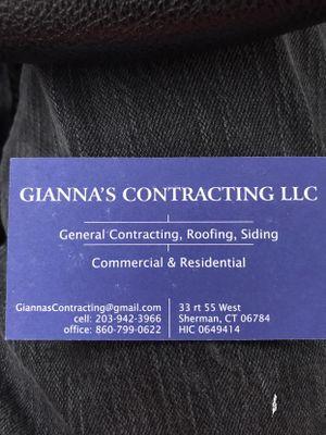 Gianna's Contracting LLC Danbury, CT Thumbtack