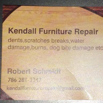 Kendall furniture repair Miami, FL Thumbtack