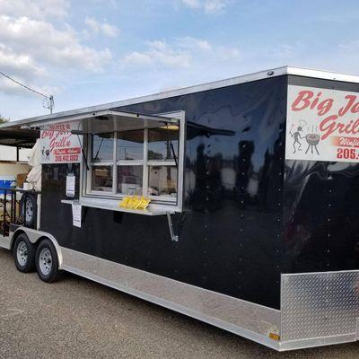 Big Jerry's Grill'n Winfield, AL Thumbtack
