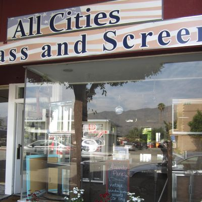 ALL CITIES GLASS AND SCREEN Glendora, CA Thumbtack