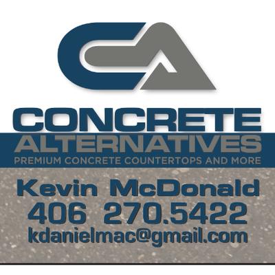 Concrete Alternatives Kalispell, MT Thumbtack