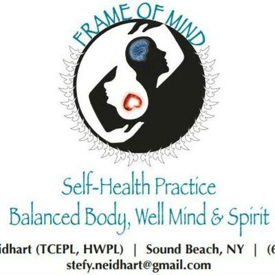 Frame of Mind, Self-Health Practice Balanced Body, Well Mind & Spirit Sound Beach, NY Thumbtack