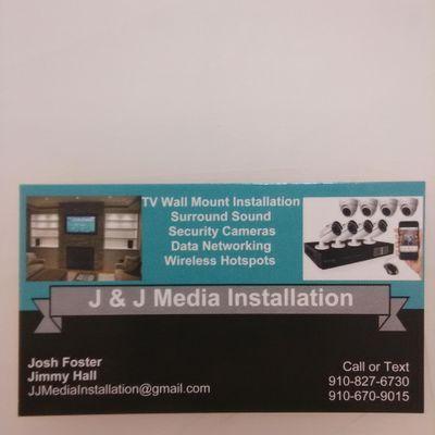 J&J Media Installation Hope Mills, NC Thumbtack