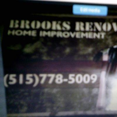Brooks Renovations LLC Des Moines, IA Thumbtack