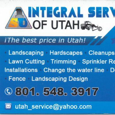 Integral Services of Utah Riverton, UT Thumbtack