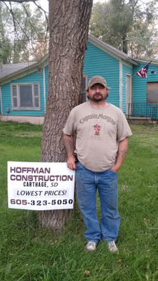 Hoffman Construction Carthage, SD Thumbtack