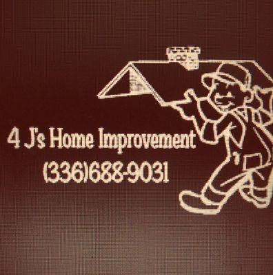 4J's Home Improvement High Point, NC Thumbtack