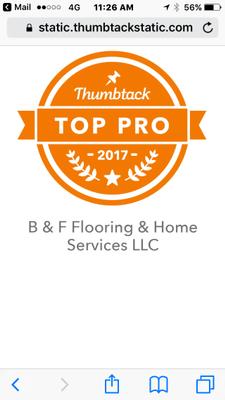 B & F Flooring & Home Services LLC Quakertown, PA Thumbtack