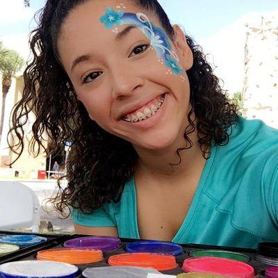 Face Paint Glory Miami, FL Thumbtack