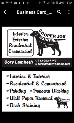 Cooper Joe Painting Saint Charles, MO Thumbtack