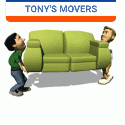 Tony's movers Santa Clara, CA Thumbtack