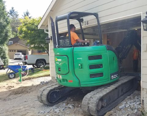 Concrete Removal and Replacement