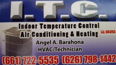 Indoor Temperature Control Lancaster, CA Thumbtack