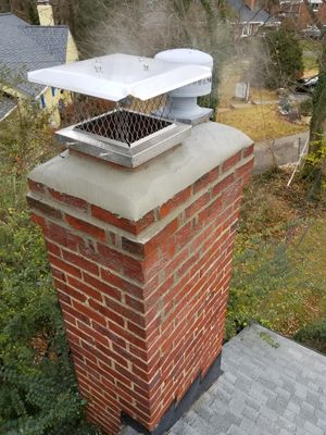 Chimney Pros Fairfax, VA Thumbtack