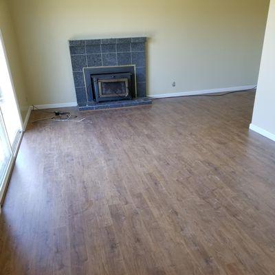 2nd generation  floor covering Oakland, CA Thumbtack