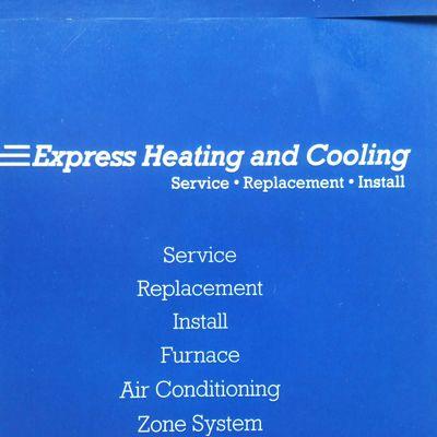 Express Heating and Cooling LLC Waukesha, WI Thumbtack