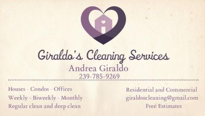 Giraldo's cleaning services Fort Myers, FL Thumbtack