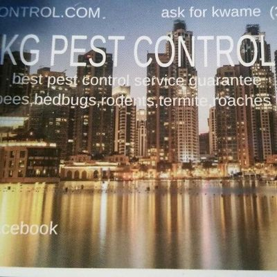 Kg Pest Control inc New York, NY Thumbtack