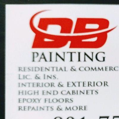 DB Painting LLC. Salt Lake City, UT Thumbtack