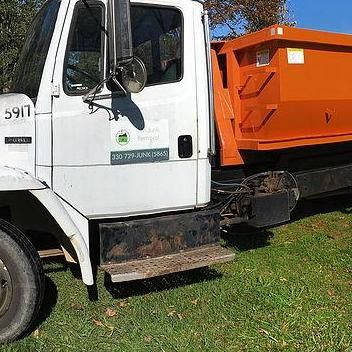 AM Junk Removal and Dumpster Service Valley City, OH Thumbtack