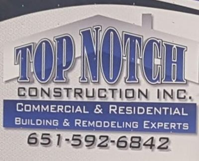 Top Notch Construction Inc. Farmington, MN Thumbtack