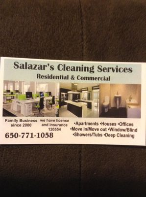 Salazar cleaning services  (family business) Stockton, CA Thumbtack
