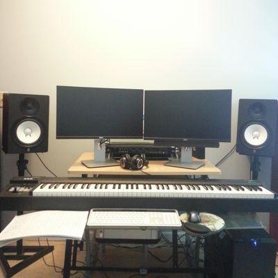 Kevin Christensen- Music Scoring Cudahy, WI Thumbtack