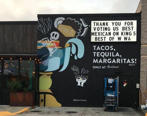 Moctemzuma's Tequila Bar