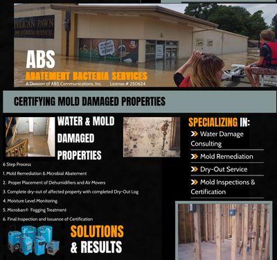 ABS Abatement Bacteria Services Baton Rouge, LA Thumbtack