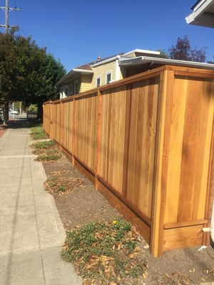 ALLIED BAY FENCING CO. Commercial-Residential Fremont, CA Thumbtack