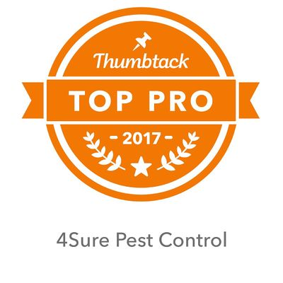 4Sure Pest Control Cleveland, OH Thumbtack