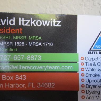 Elite Recovery Team, LLC Palm Harbor, FL Thumbtack