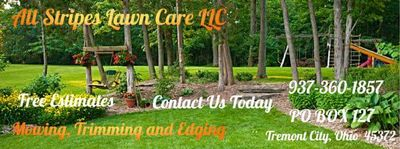 All Stripes Lawn Care LLC Tremont City, OH Thumbtack