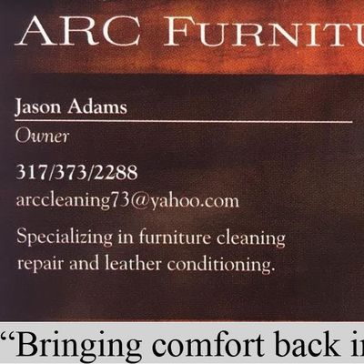 A.R.C. Furniture Care Indianapolis, IN Thumbtack