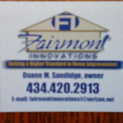 Fairmont Innovations Madison Heights, VA Thumbtack