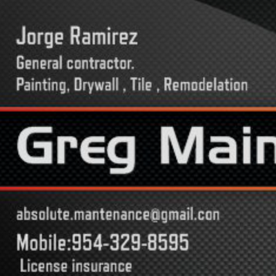 Greg Maintenance Hollywood, FL Thumbtack