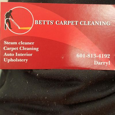 Betts Carpet Cleaning Jackson, MS Thumbtack