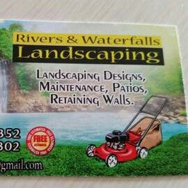 Rivers and Waterfalls Landscaping Castle Rock, CO Thumbtack