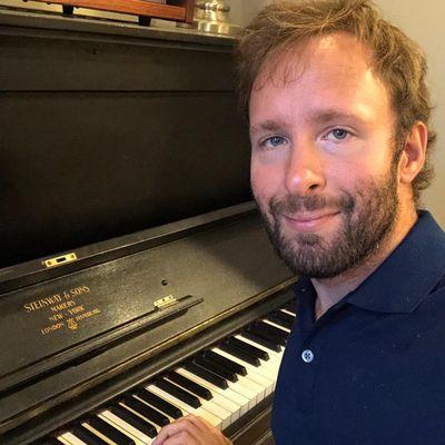 David Trichter - Piano Lessons & Coaching Washington, DC Thumbtack