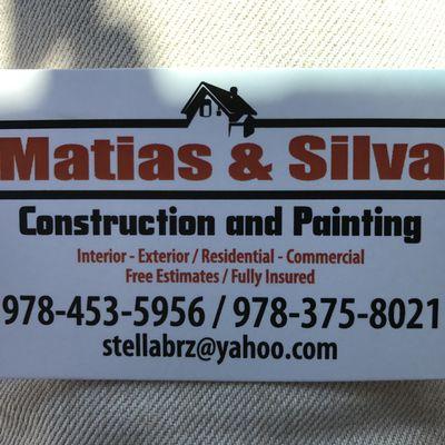Matias & Silva Lowell, MA Thumbtack