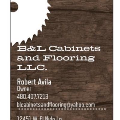 b&l cabinets and flooring - litchfield park, az